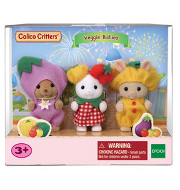 Calico Critters Calico Critters Veggie Babies