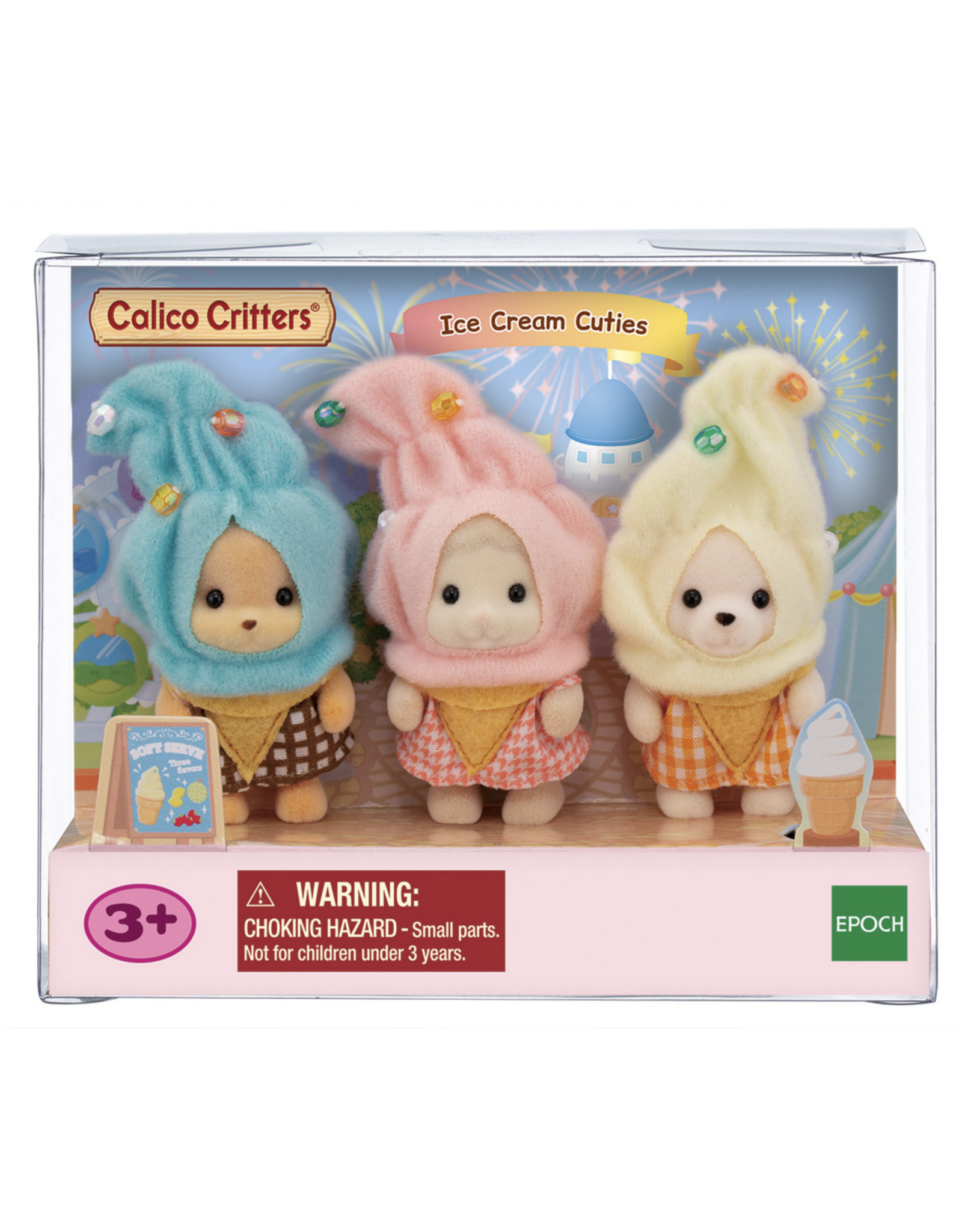 Calico Critters Calico Critters Ice Cream Cuties