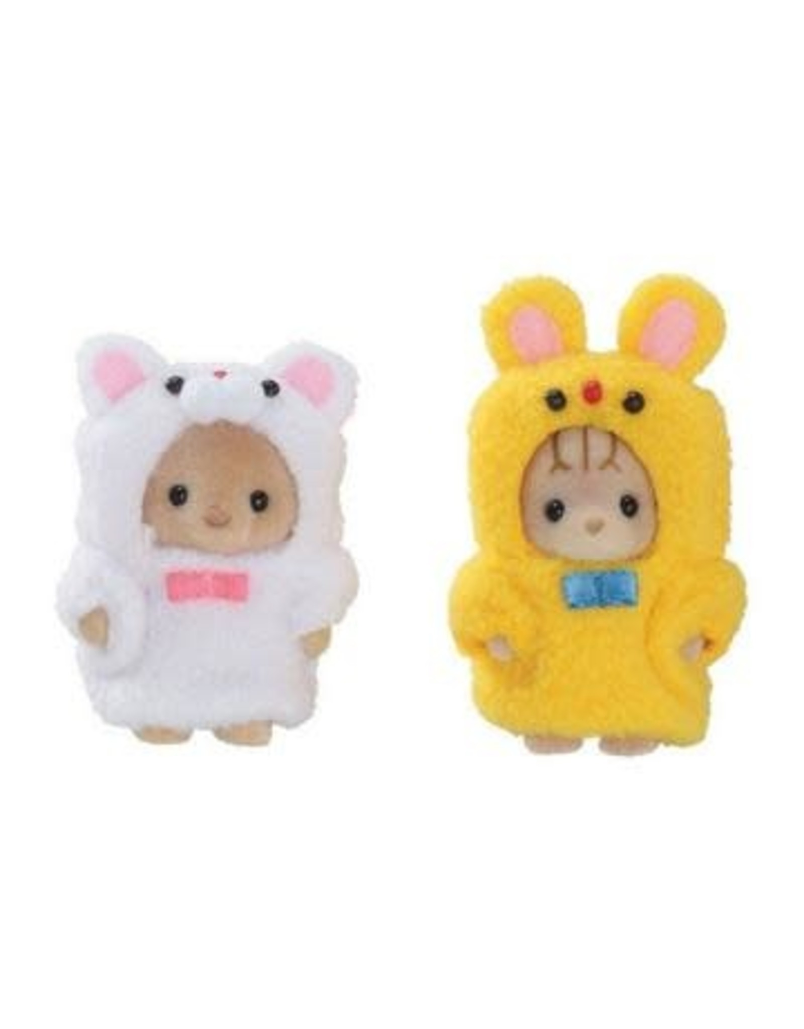 Calico Critters Calico Critters Costume Cuties Kitty & Cub