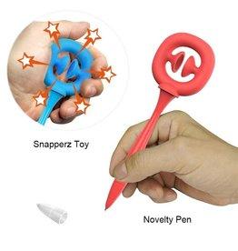 Squeeze Snap Pen