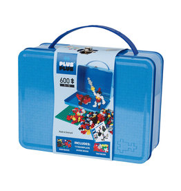 Plus-Plus Plus-Plus: Metal Suitcase - 600pc
