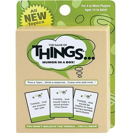 Play Monster Things Card Game