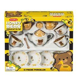Schylling Honey Bear Tea Set
