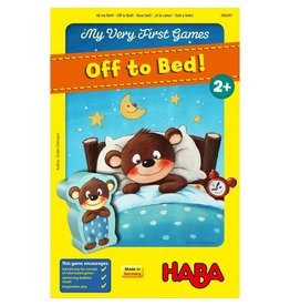 Haba My Very First Games: Off to Bed!