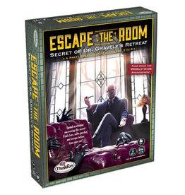 Think Fun Escape The Room: Secret of Dr Gravely's Retreat