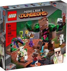 Lego The Jungle Abomination