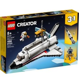 Lego Space Shuttle Adventure