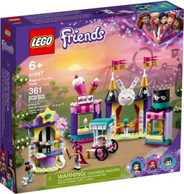 Lego Magical Funfair Stalls