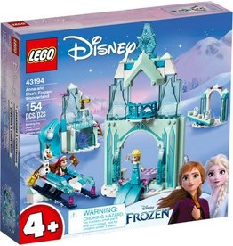 Lego Anna and Elsa's Frozen Wonderland