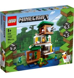 Lego The Modern Treehouse