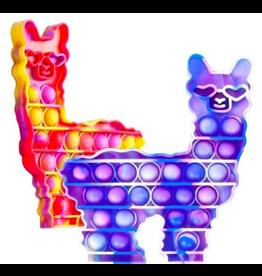 Push N Pop Llama