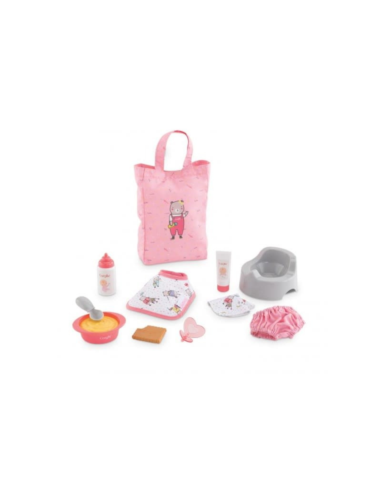 """Corolle Corolle Large Accessories Set for 12"""" Doll"""