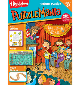 Highlights Highlights Puzzlemania School Puzzles