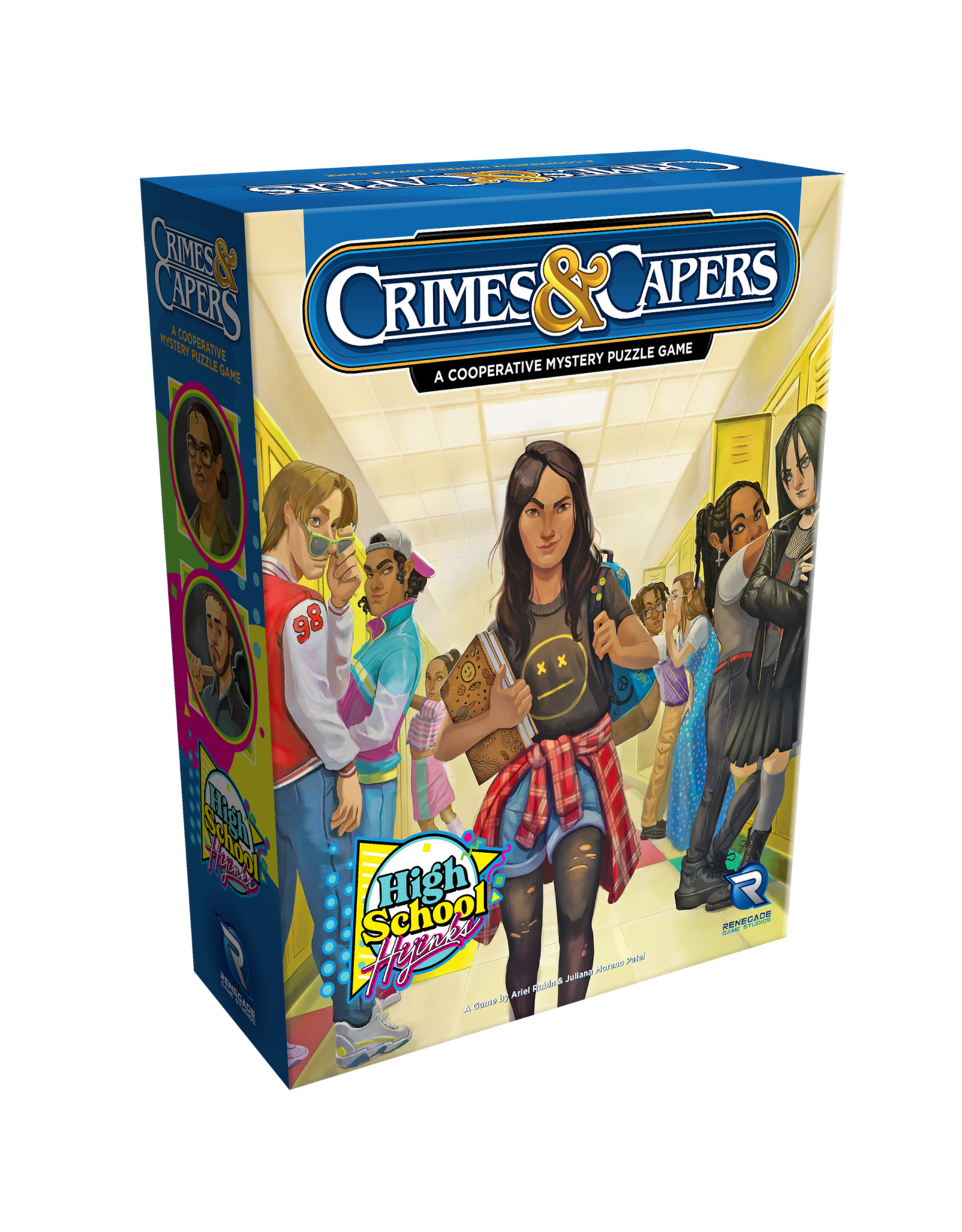 Crimes and Capers: High School Hijinks