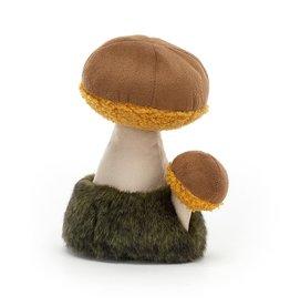 Jellycat JellyCat Wild Nature Boletus Mushroom
