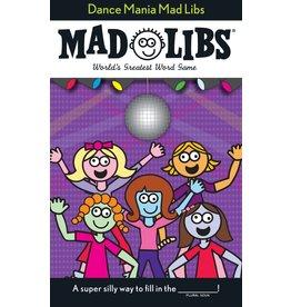 Mad Libs Dance Mania Mad Libs