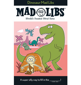 Mad Libs Dinosaur Mad Libs