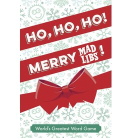 Mad Libs Ho, Ho, Ho! Merry Mad Libs!