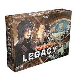 Z Man Games Pandemic Legacy - Season 0