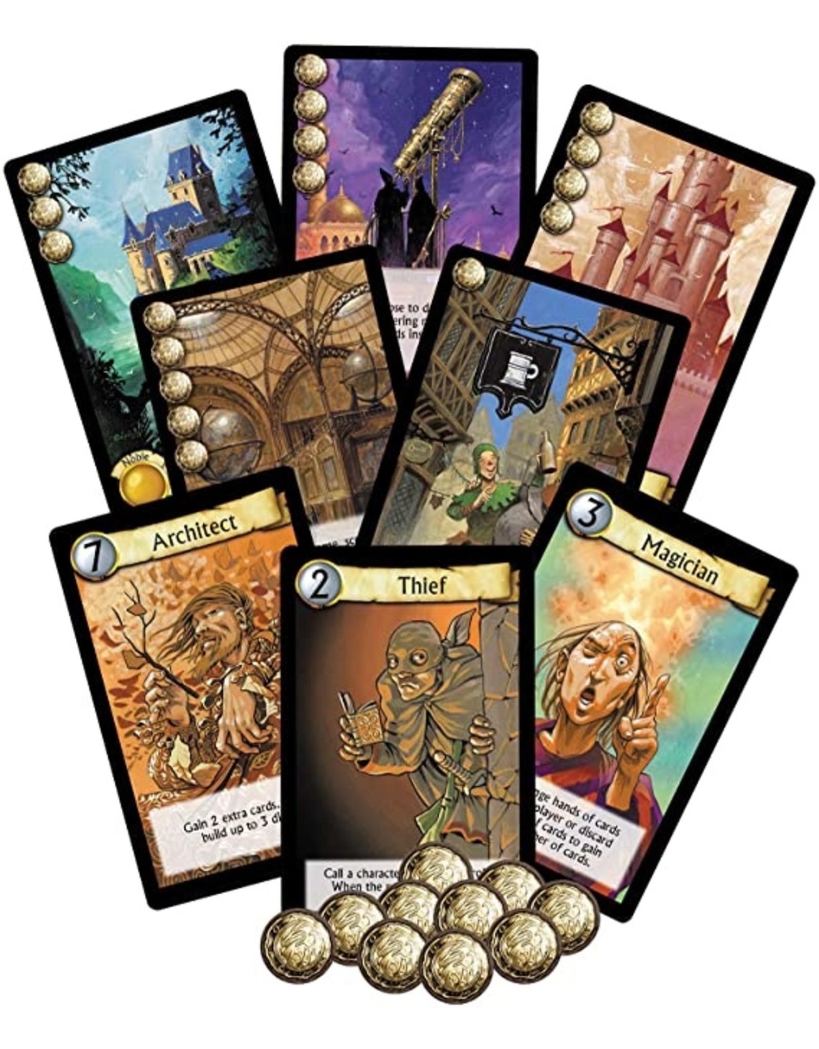 Z Man Games Citadels - Classic