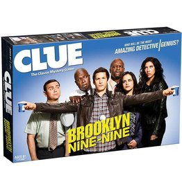 USAopoly Clue: Brooklyn 99