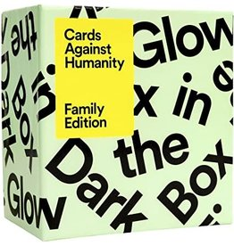 Cards Against Humanity Cards Against Humanity: Family Edition Glow in the Dark Expansion Box