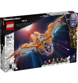 Lego The Guardians' Ship