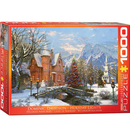 Eurographics Holiday Lights 1000pc