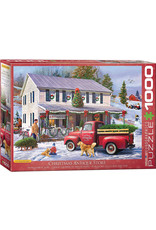 Eurographics Antique Christmas Store 1000pc