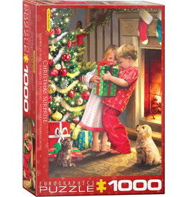 Eurographics Christmas Surprise 1000pc