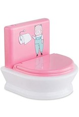 "Corolle Corolle 12""/14"" Doll Interactive Toilet"