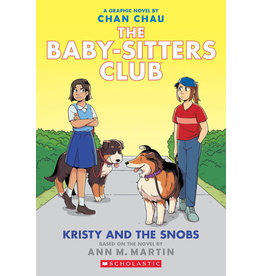 Scholastic The Baby-Sitters Club Graphix #10: Kristy and the Snobs