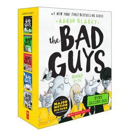 Scholastic The Bad Guys Even Badder Box Set (Books #6-10)