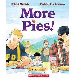 Scholastic More Pies!