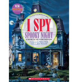 Scholastic I SPY Spooky Night