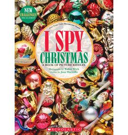 Scholastic I Spy Christmas
