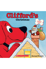 Scholastic Clifford's Christmas