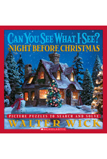 Scholastic Can You See What I See? The Night Before Christmas