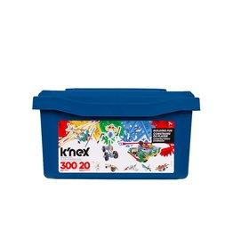K'Nex Classic - 300pc Building Fun Tub