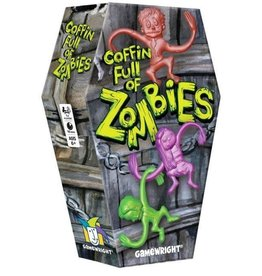 Gamewright Coffin Full of Zombies