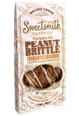Sweetsmith Candy Co. Pumpkin Pie Peanut Brittle