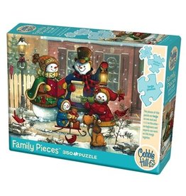 Cobble Hill Song for the Season 350pc Family Puzzle