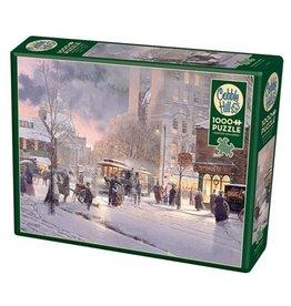 Cobble Hill Winter Flurry 1000pc