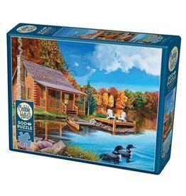 Cobble Hill Loon Lake 500pc