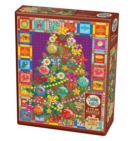 Cobble Hill Christmas Tree Quilt 275pc