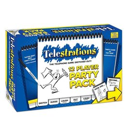 USAopoly Telestrations 12 Player - Party Pack