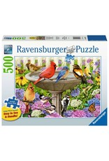Ravensburger At the Birdbath 500pc