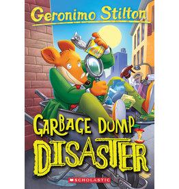 Scholastic Geronimo Stilton #79: Garbage Dump Disaster