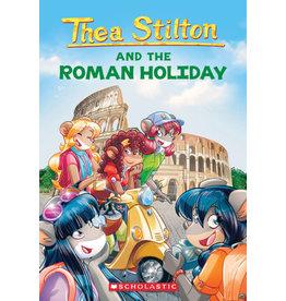 Scholastic Thea Stilton #34: Roman Holiday