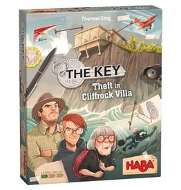 Haba The Key - Theft in Cliffrock Villa